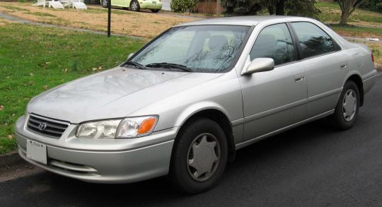 2001 Toyota Camry Photo 1