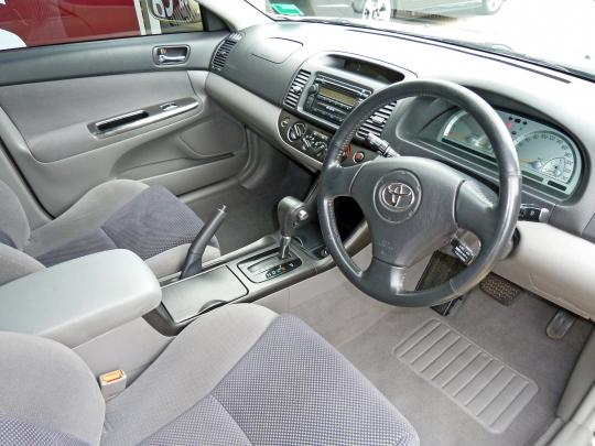 2003 toyota camry scheduled maintenance guide