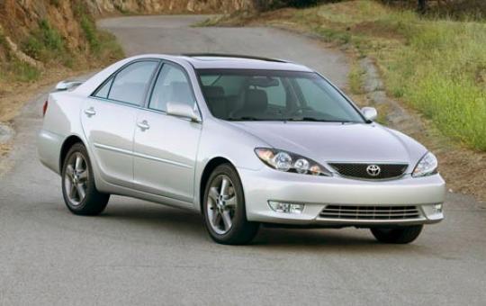 2006 Toyota Camry exterior