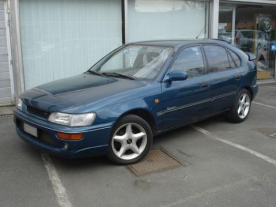 Toyota Corolla Le >> Toyota Corolla Cars 1993
