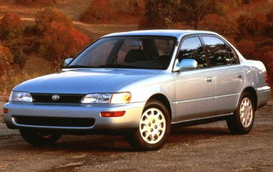 1994 Toyota Corolla Photo 1