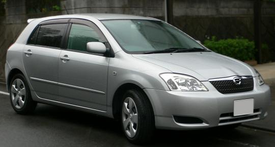 2002 Toyota Corolla Photo 1