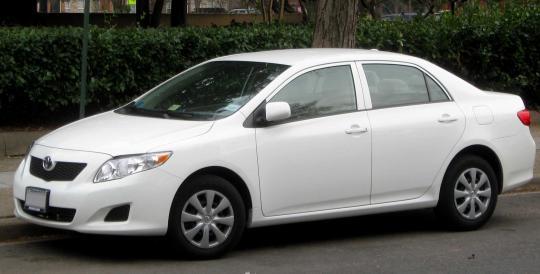 2009 Toyota Corolla Photo 1