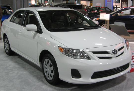 2011 Toyota Corolla Photo 1