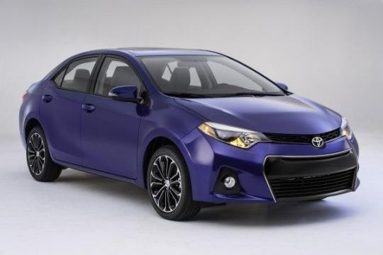 2014 Toyota Corolla Photo 1