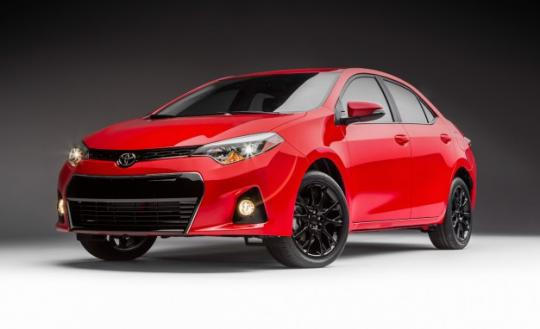 2016 Toyota Corolla Photo 1