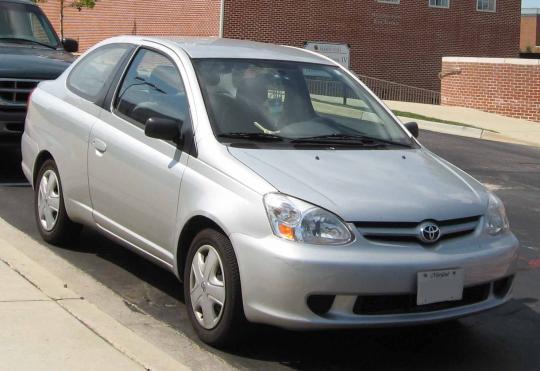 2005 Toyota Echo Photo 1