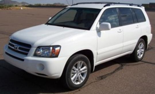 2001 Toyota Highlander Photo 1