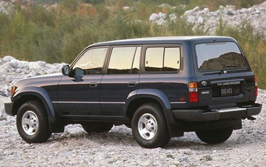 1991 toyota land cruiser vin jt3fj80w2m0010064. Black Bedroom Furniture Sets. Home Design Ideas