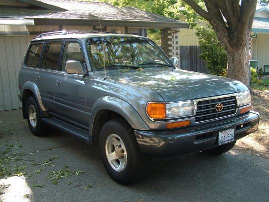 Toyota Land Cruiser Vin Autodetective Com