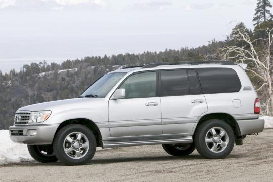 2007 Toyota Land Cruiser Vin Jteht05j672116308
