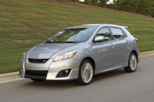 2010 Toyota Matrix Photo 1