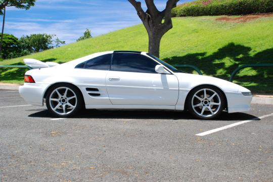 92 Toyota Mr2 Specs - New Cars, Used Cars, Car Reviews and Pricing