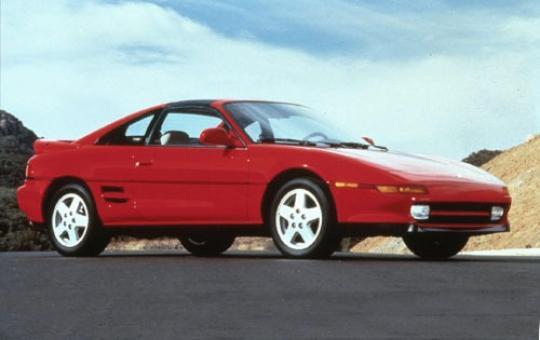 1995 Toyota MR2 exterior