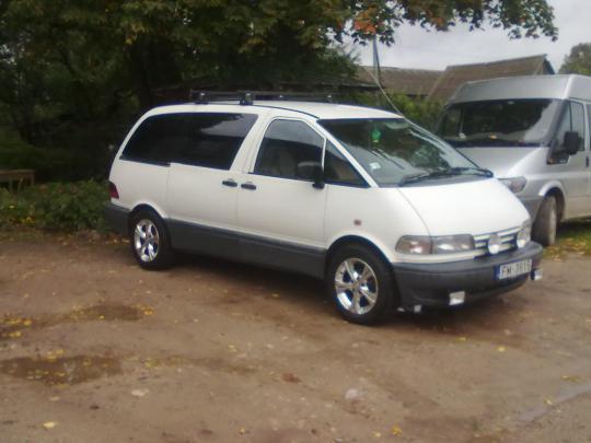 1997 Toyota Previa Vin Jt3gk13m7v1264125