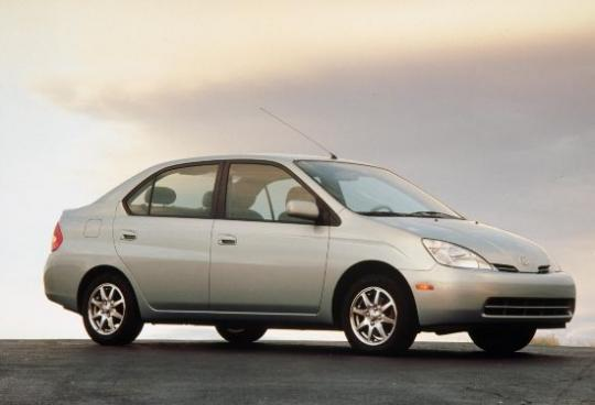 2001 Toyota Prius Photo 1
