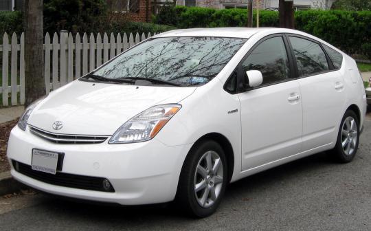 2007 Toyota Prius Photo 1