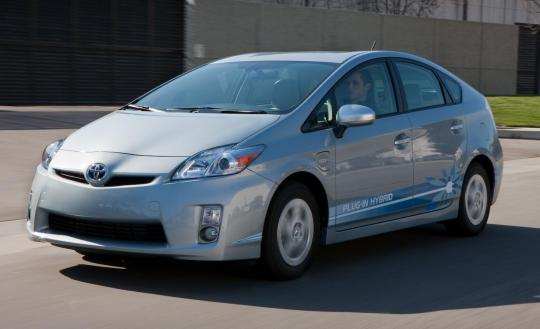 2012 Toyota Prius Photo 1
