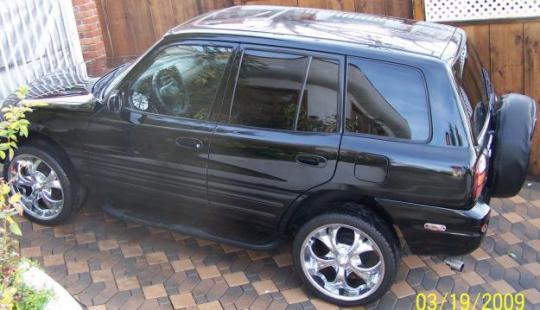 1999 Toyota RAV4 - VIN: JT3HP10V5X7144374 - AutoDetective.com