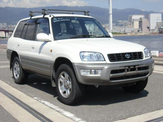 1999 Toyota RAV4 Photo 1