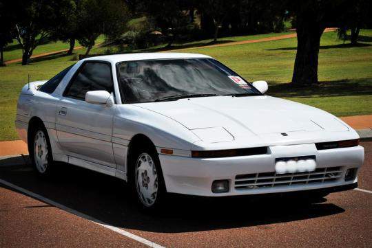 1990 Toyota Supra Photo 1