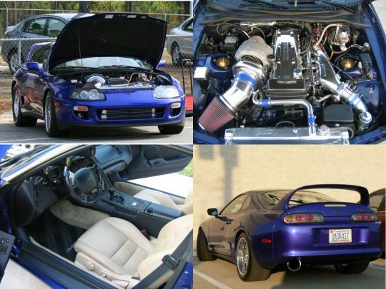 1997 Toyota Supra Vin Jt2de82a8v1000832 Autodetective Com