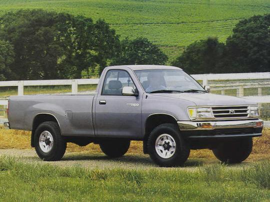 1993 Toyota T100 Photo 1