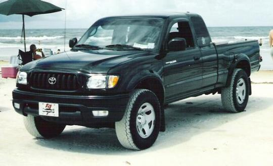 towing capacity of 2004 toyota tacoma autos post. Black Bedroom Furniture Sets. Home Design Ideas