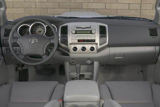 2007 toyota tacoma vin 5teuu42n67z373267. Black Bedroom Furniture Sets. Home Design Ideas