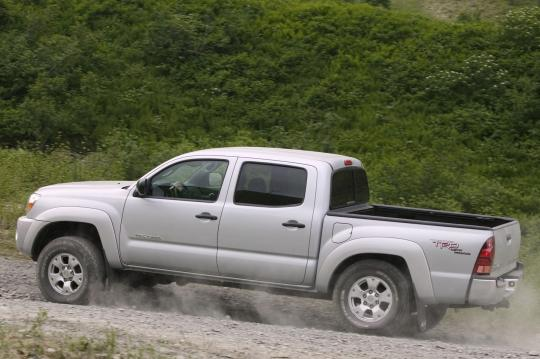 2005 toyota tacoma prerunner recall. Black Bedroom Furniture Sets. Home Design Ideas