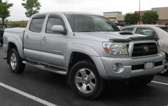 toyota tacoma production number autos post. Black Bedroom Furniture Sets. Home Design Ideas