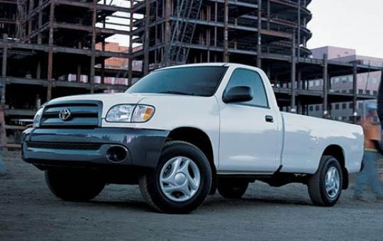 2006 Toyota Tundra Photo 1