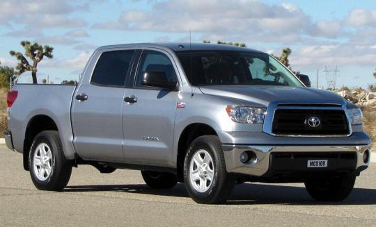 2012 Toyota Tundra Photo 1
