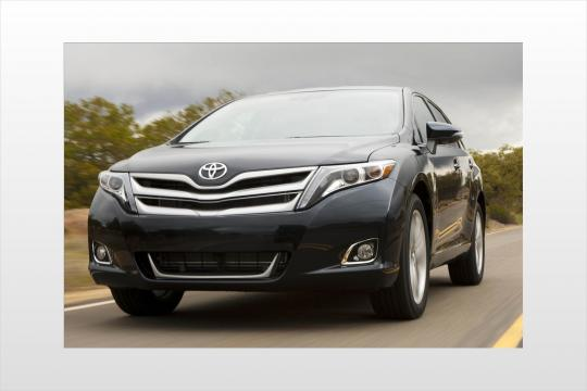 2013 toyota venza vin 4t3za3bb7du075252. Black Bedroom Furniture Sets. Home Design Ideas