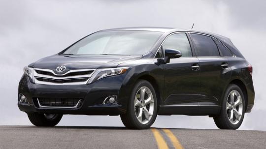 2015 Toyota Venza Photo 1