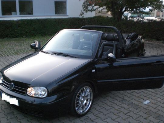 2001 volkswagen cabrio vin 3vwcc21v51m808205 for For sale on line