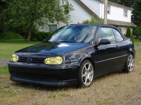 1999 vw cabrio owners manual
