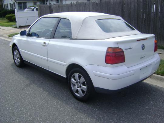 2002 volkswagen cabrio vin 3vwdc21v72m802301. Black Bedroom Furniture Sets. Home Design Ideas