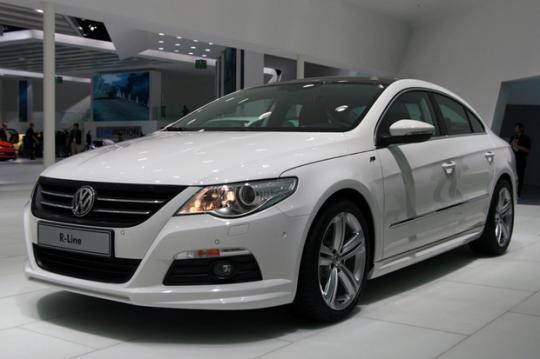 2010 Volkswagen CC Photo 1