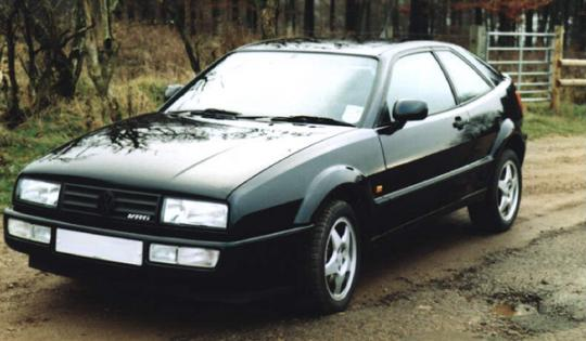 1992 Volkswagen Corrado Photo 1