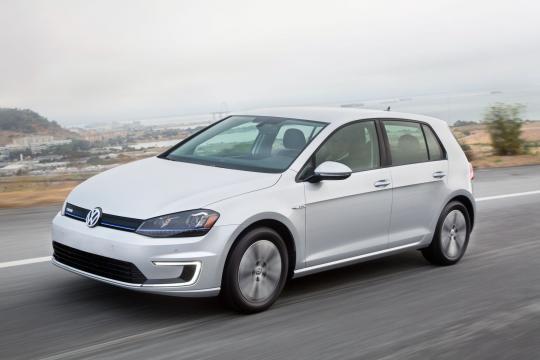 2016 Volkswagen E Golf >> 2016 Volkswagen E Golf