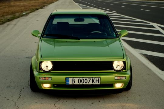1992 Volkswagen Golf