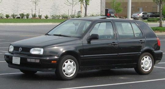 1997 Volkswagen Golf Photo 1