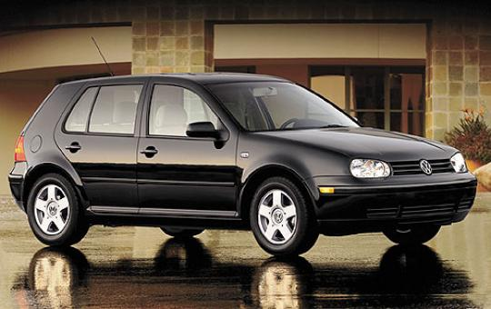 Anti Theft System >> 2004 Volkswagen Golf - VIN: 9BWBL61J944014865 ...