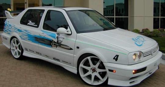 1996 Volkswagen Jetta - VIN: 3VWTD81H1TM057911 - AutoDetective.com