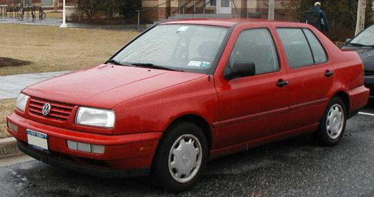 1996 Volkswagen Jetta Photo 1