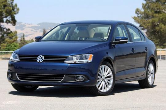 2014 Volkswagen Jetta Photo 1