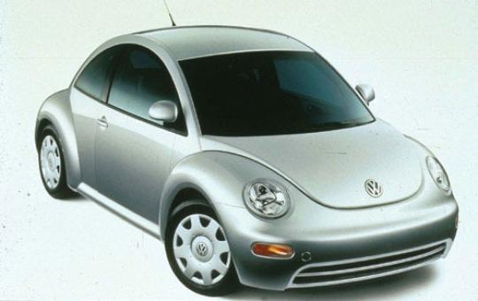 1999 Volkswagen New Beetle exterior