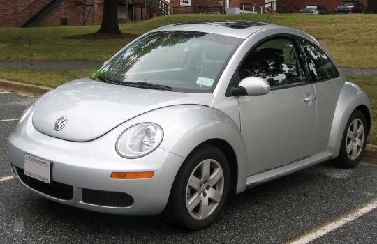 2006 Volkswagen New Beetle Photo 1