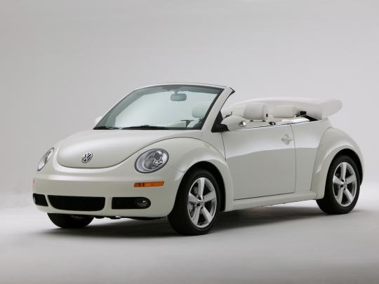 2007 Volkswagen New Beetle Photo 1